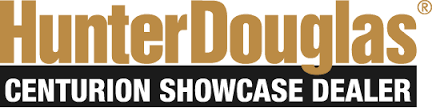 Northwest Window Coverings is proud to be a Hunter Douglas Centurion Showcase Dealer