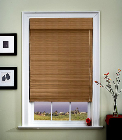 Woven Bamboo Shades Northwest Window Coverings