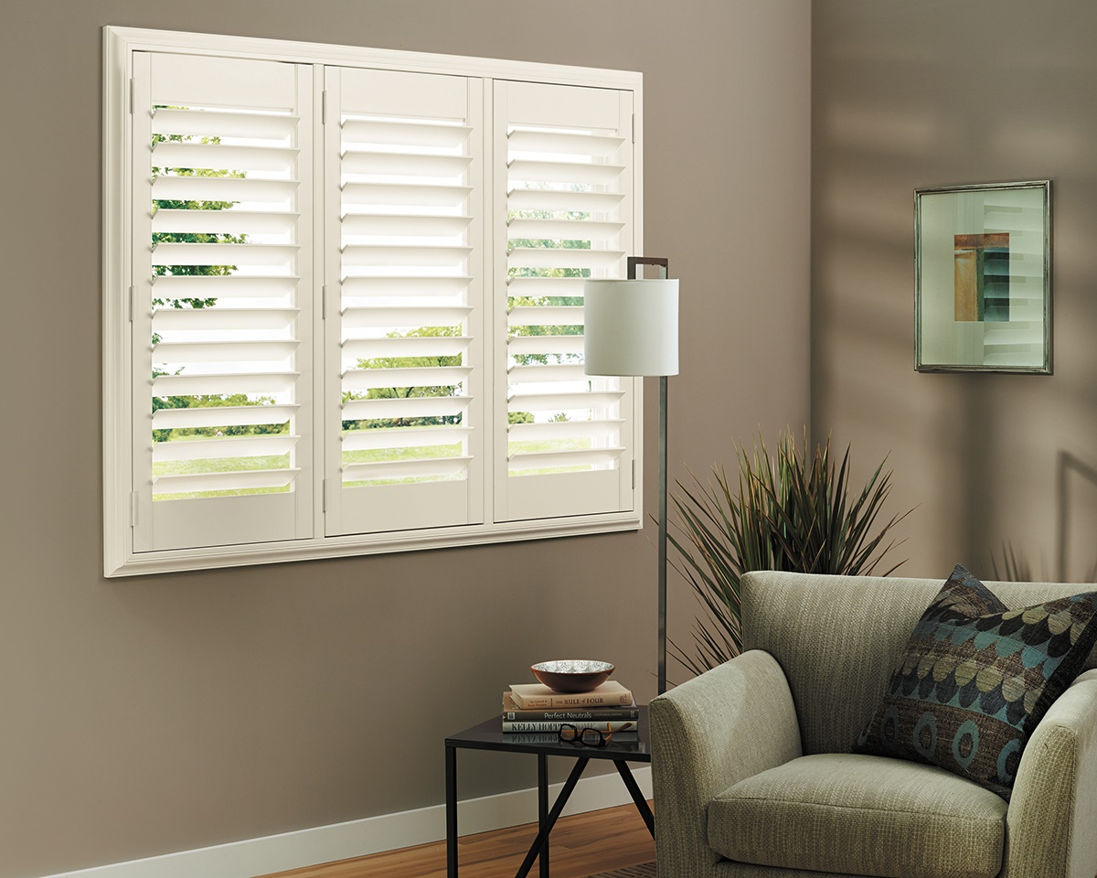 Shutters by Northwest Window Coverings